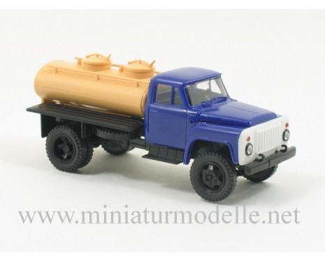 1:87 H0 GAZ 52 АCTP-1,8 milk tank