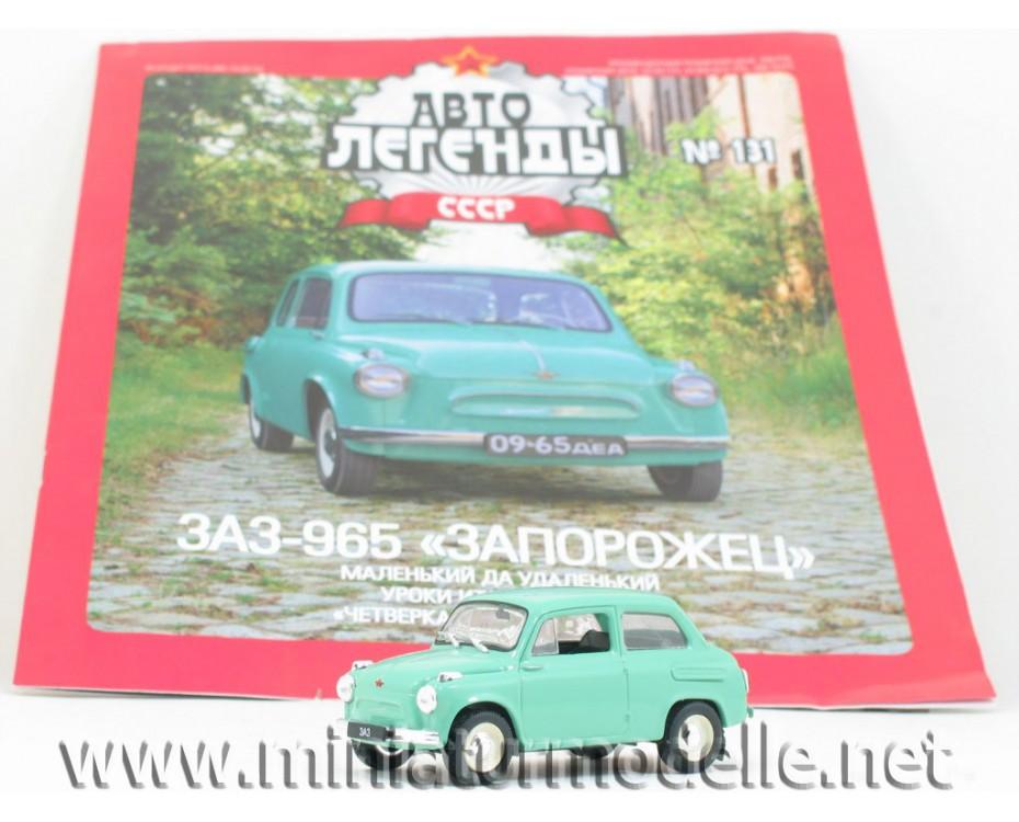 1:43 ZAZ 965 with magazine #67
