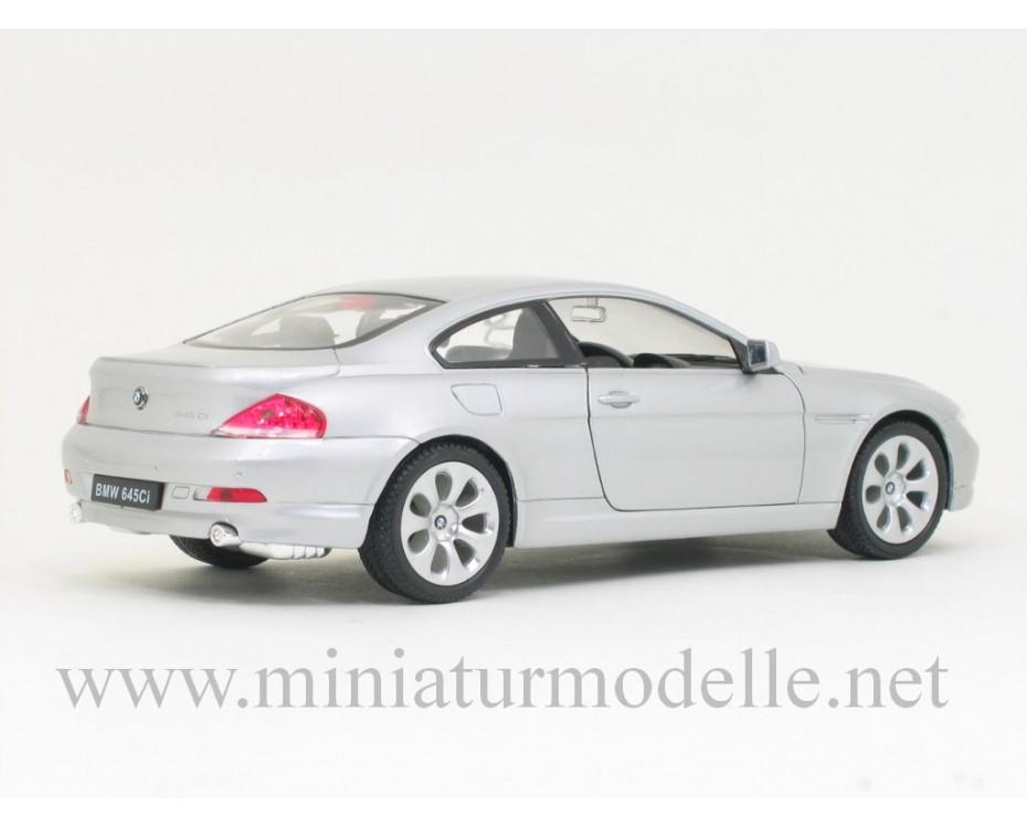 1:24 BMW 645 Ci coupe