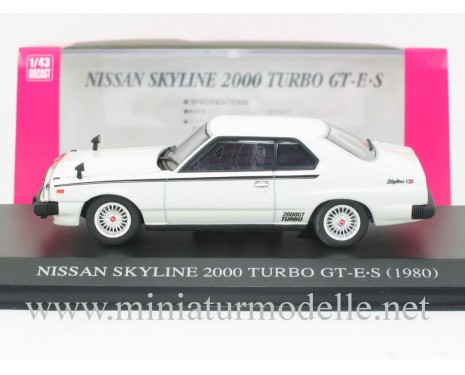 1:43 Nissan Skyline 2000 Turbo GT-E S