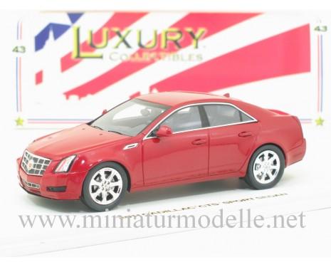 1:43 Cadillac CTS Sport Sedan 2011