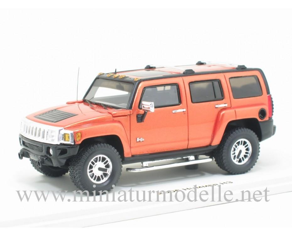 1:43 Hummer H3 2006