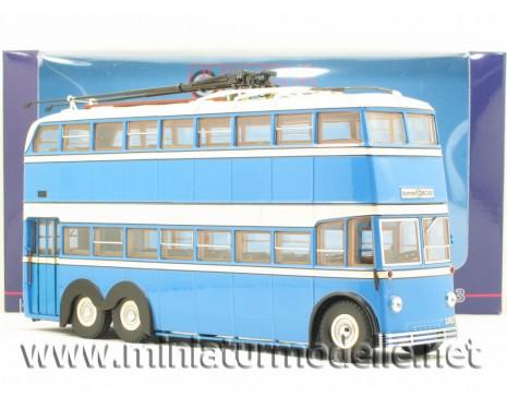 1:43 Trolleybus YaTB 3, 1938-1939