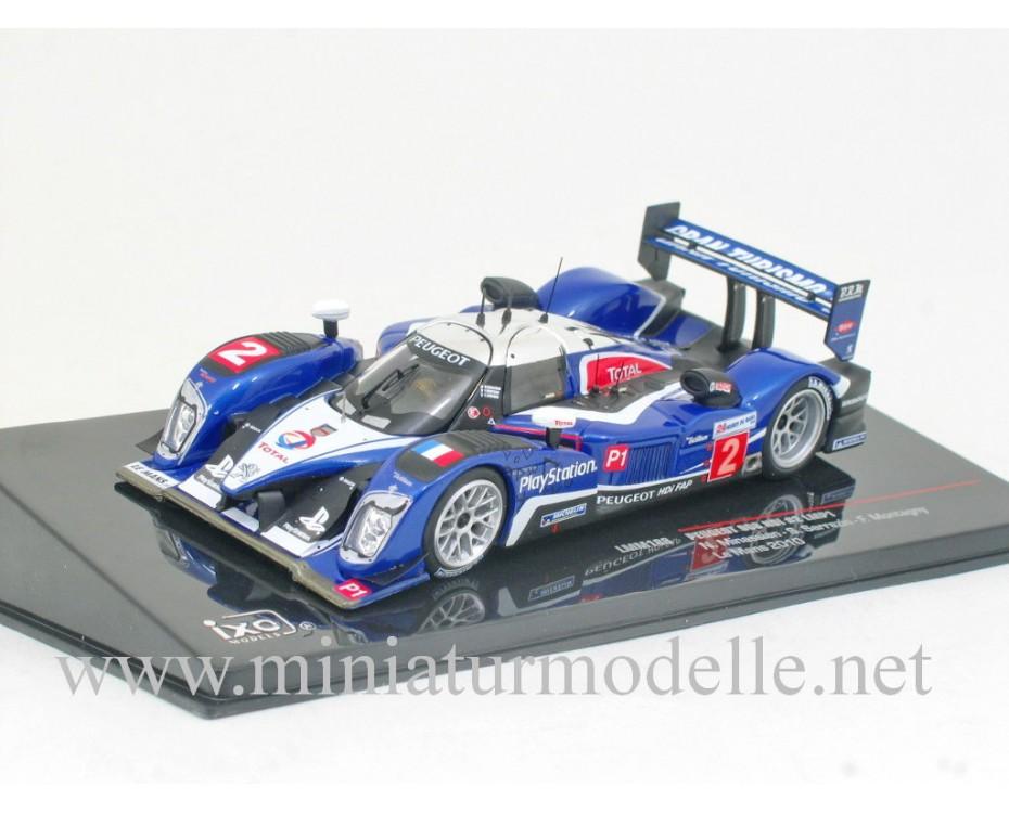 1:43 Peugeot 908 HDI #2 LMP1, Le Mans 2010, Ixo Models, LMM188