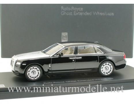 1:43 Rolls-Royce Ghost Extended Wheelbase, Kyosho, 05551DBK