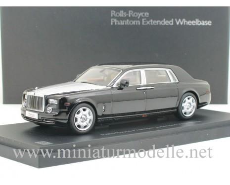 1:43 Rolls-Royce Phantom Extended Wheelbase, Kyosho, 05541DBK