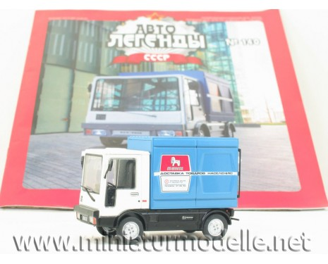 1:43 VAZ 2802 Poni with magazine #115