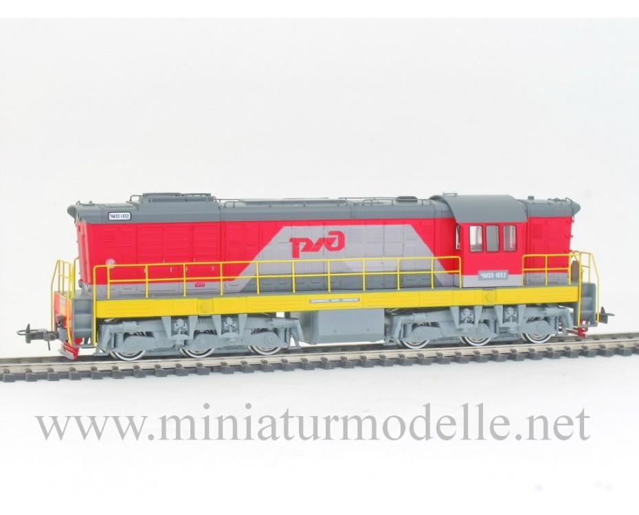 1:87 H0 3003 ChME 3 class diesel locomotive of the RZD, era 5
