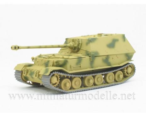 H0 1:87 Ferdinand Elefant Sonderkraftfakrzeug Sd.Kfz.184 Jagdpanzer, Tarnanstrich Militär