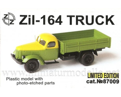 H0 1:87 ZIL 164 load platform, civil
