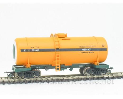 1:120 TT 3725 Kesselwagen zum Transport von Methanol der SZD, 4. Epoche