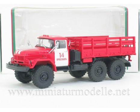 1:43 ZIL 131 load platform, fire