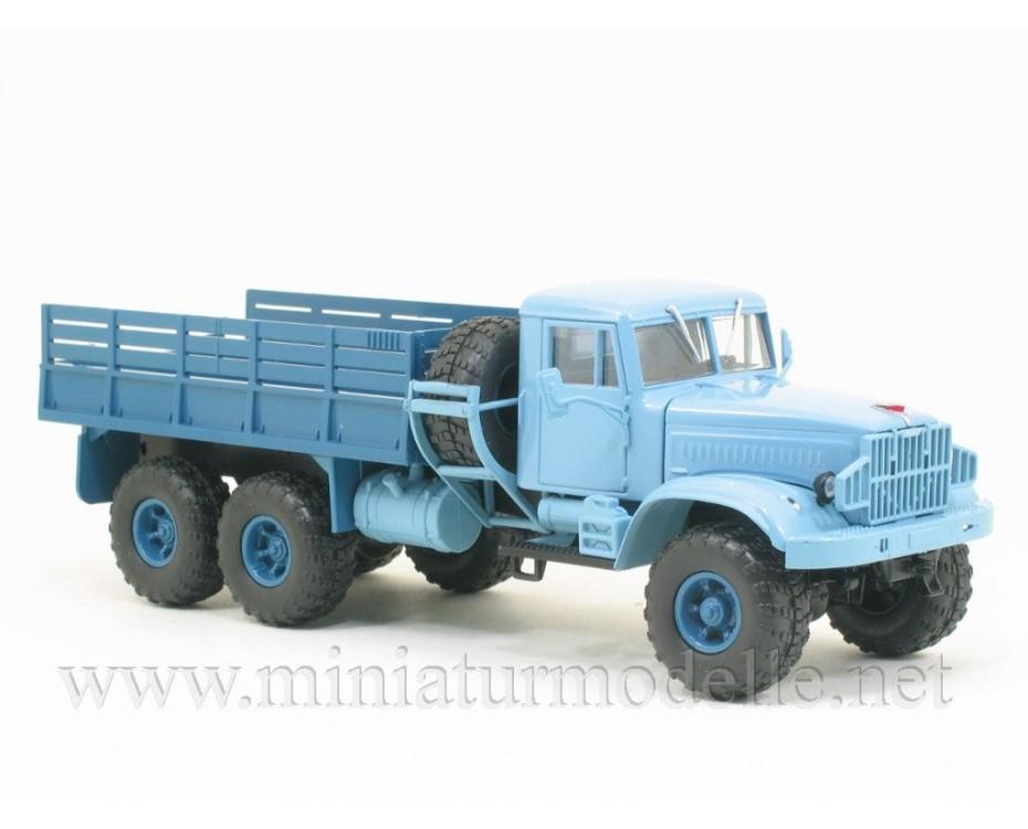 1:43 KRAZ 255 B load platform (1967 - 1969), H288, Nash Avtoprom by www.miniaturmodelle.net