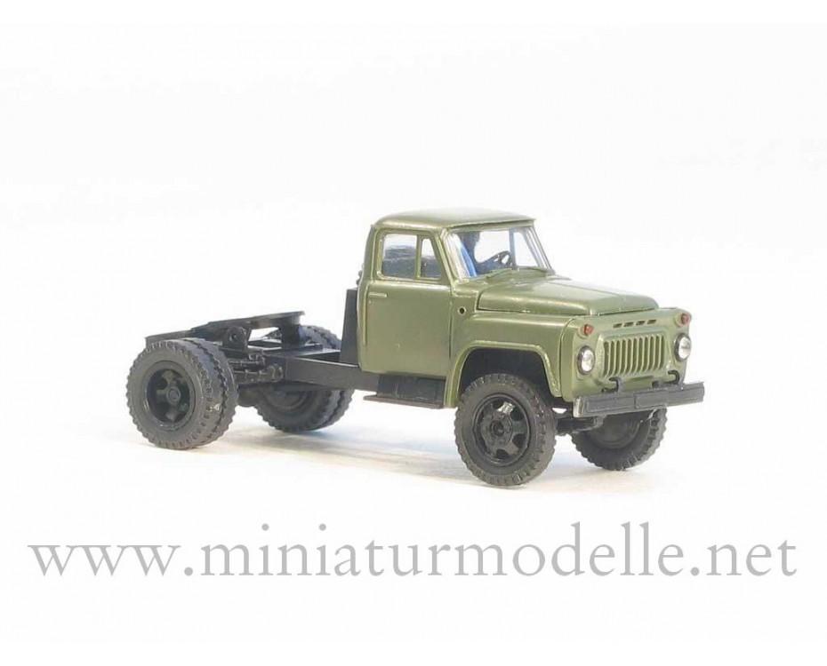 1:87 H0 GAZ 52-06 Solozugmaschine Militär