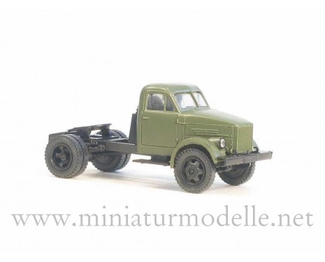 1:87 H0 GAZ 51P tractor military