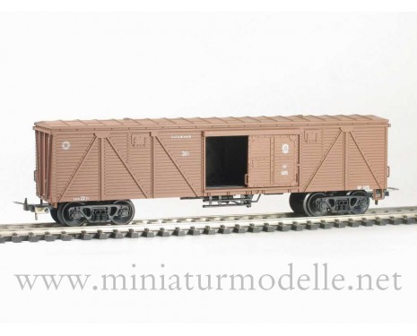 1:87 H0 287 Baggage van of the CCCP livery, era 3
