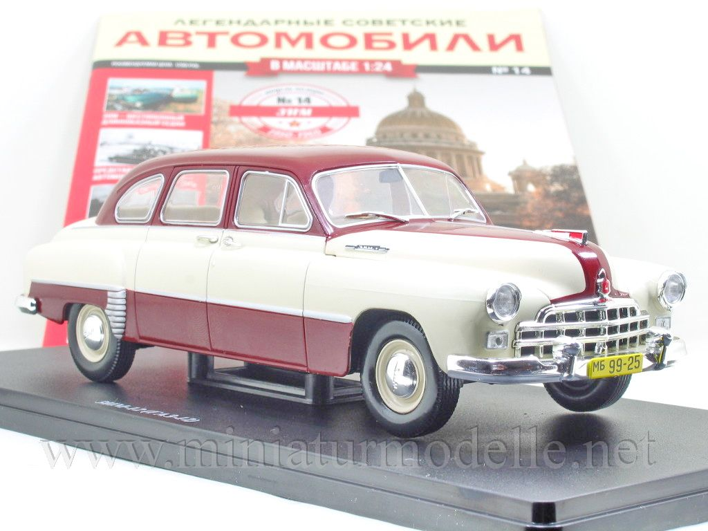 1:43 Limousine GAZ 14 Chaika russian DeAgostini Magazin USSR UdSSR DDR URSS