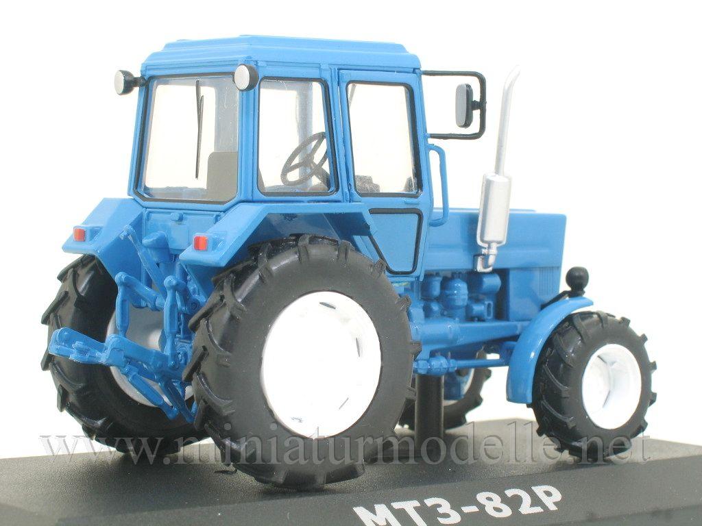1 43 traktor mts 82 r belarus hachette 49 ddr mtz. Black Bedroom Furniture Sets. Home Design Ideas